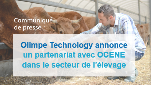 Partenariat entre Olimpe Technology et Ocene