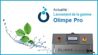 Lancement Olimpe Pro